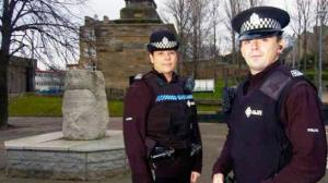Community Policing in Pollokshaws